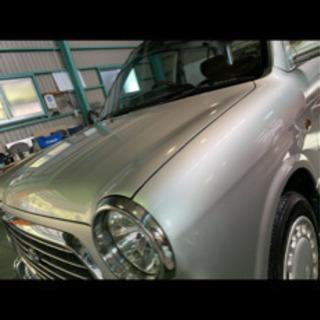 コーティング屋さんの鏡面ミラジーノ L700S 車検令和2年8月...