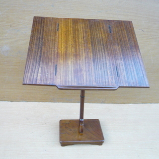 見台(書見台)・木製