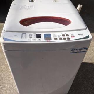 サンヨー 洗濯機 2008年 7.0kg ASW-70AP