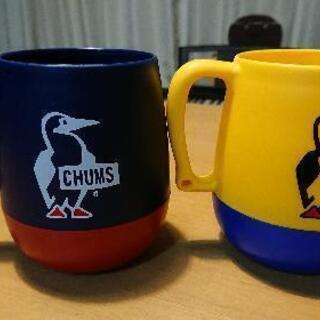 チャムス bigマグカップ 2個セット