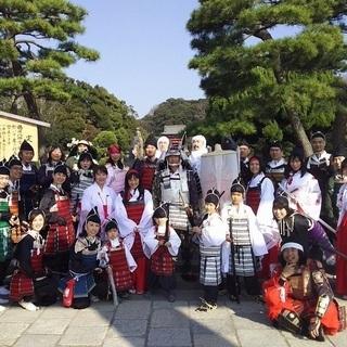 3月22日(日)春の鎌倉もののふツアー(第34回) 時代装…