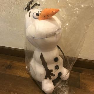 ディズニー アナと雪の女王 オラフぬいぐるみ 新品未使用