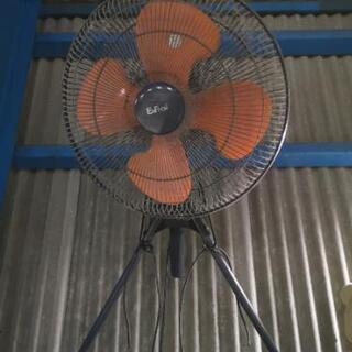 工業用 扇風機2個
