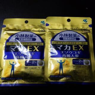 小林製薬 マカEX2袋セット(^^)💡前回もたくさんコメント頂き...