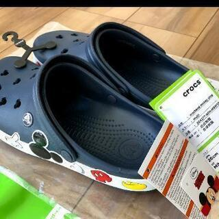 ★【限定】crocsクロックス ディズニー ミッキークロッグ 26cm