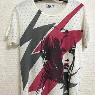 HYS ヒス ヒステリックグラマー 半袖 Tシャツ メンズ ブランド