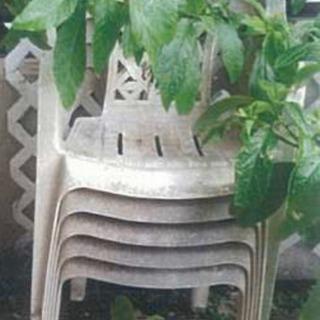 ガーデンチェア4脚