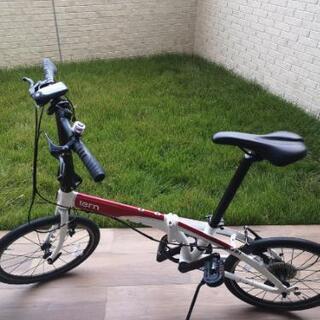 ターン taen LINK N8 折りたたみ自転車