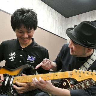 エレキギター・アコースティックギター教えます!