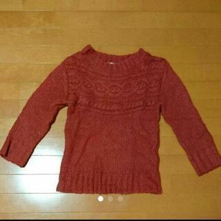ローリーズファーム  9分袖セーター