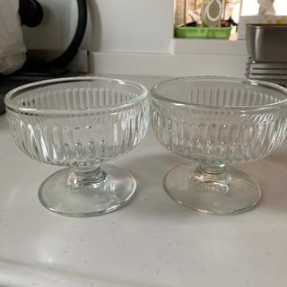 アイス グラス アイスクリームカップ ガラス