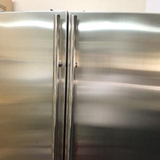 ユニック車をお持ちの方、米国GE社の大型冷凍冷蔵庫(560リットル)差し上げます - 豊明市