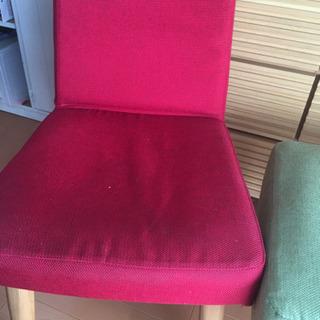 中古品の椅子です - 家具