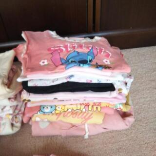 女の子用子供服(長)サイズ90いっぱい‼️