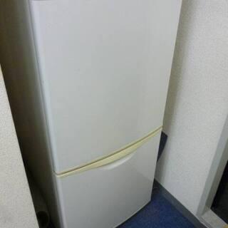 ナショナル  冷蔵庫 122リットル