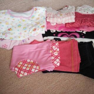 女の子用子供服(長)サイズ95