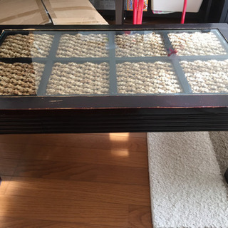 バリ風コーヒーテーブル、センターテーブル