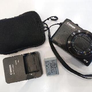 Canon PowershotG7X デジタルカメラ