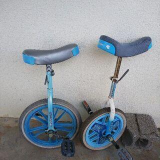 一輪車2台