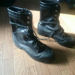 DAIWA 安全靴  本革 28センチ
