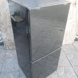 ■配達します。■ユーイング 2ドア 110L 冷凍冷蔵庫  UR...