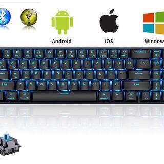METIS メカニカルキーボード 機械式 ゲーミングキーボード ...