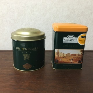 紅茶 空き缶