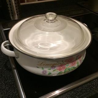鍋(未使用品)
