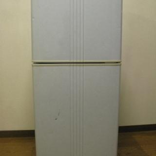 MITSUBISHIの小型冷蔵庫125L