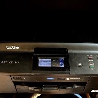 プリンター DCP-J740N ブラザー
