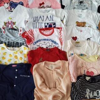 女の子洋服まとめ売り46枚!女の子130