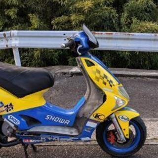 💖KYMCOスーパー9。18000円お買い得バイク