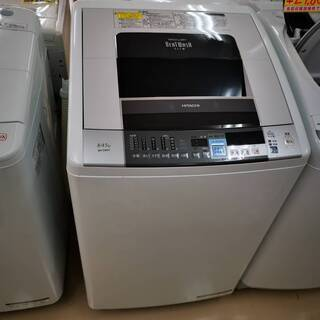 大型8k洗濯機(乾燥機能付き)