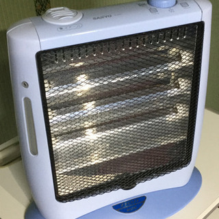中古 2003年製 電気ストーブ 3段切替 1050W  700...