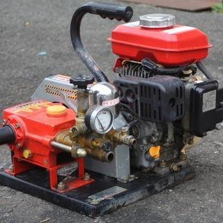 ヤンマ セット動噴 TAG150 2馬力 動力噴霧機 35kg/...
