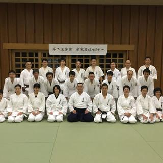 大阪で護身術を習うなら不二流大阪同好会