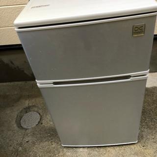 冷蔵庫 容量88L DAEWOO ダイウー DRF-90M 2010年