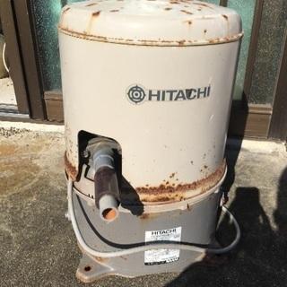 HITACHI 井戸ポンプ サビあり