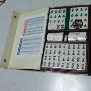 麻雀牌(新品)A1