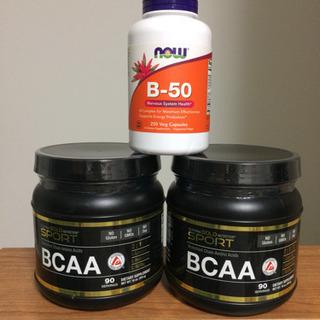 BCAAとビタミンB