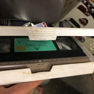 トラック野郎 ビデオテープ 4本セット