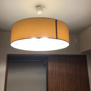 お洒落な4灯LED照明