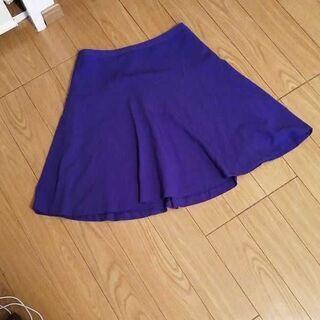 ロペピクニック膝丈フレアスカート