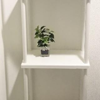 IKEA ディナンシリーズ キャビネット付 ホワイト