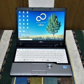💗良品/12.1型/高性能🆙Core i5/光速☆彡SSD128...