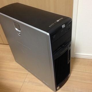 デスクトップ型ワークステーション HP xw6400 / CPU...