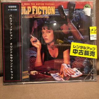 パルプフィクション オリジナルサウンドトラックCD