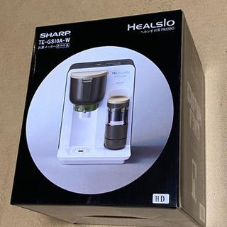【新品 未使用】ヘルシオ お茶プレッソ