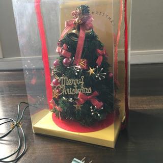 クリスマスツリー 卓上
