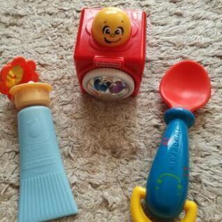 おもちゃ3つセット